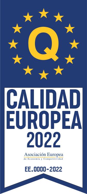 Certificaciones Calidad Europea AEDEEC