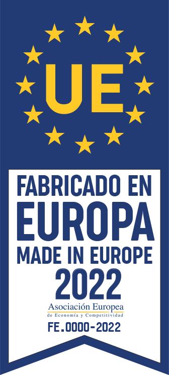 Certificaciones Fabricado en la Unión Europea AEDEEC