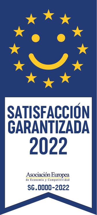 Certificaciones Satisfacción Garantizada AEDEEC