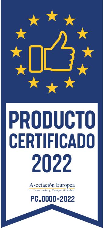 Producto Certificado aedeec